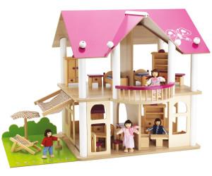 eichhorn villa delle bambole 2513 a 59 99 miglior. Black Bedroom Furniture Sets. Home Design Ideas