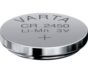 varta cr2450 lithium batterie 3v 560 mah ab 0 89 preisvergleich bei. Black Bedroom Furniture Sets. Home Design Ideas