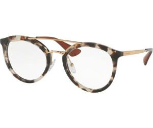 PRADA Prada Damen Brille » PR 15TV«, grau, UAO1O1 - grau