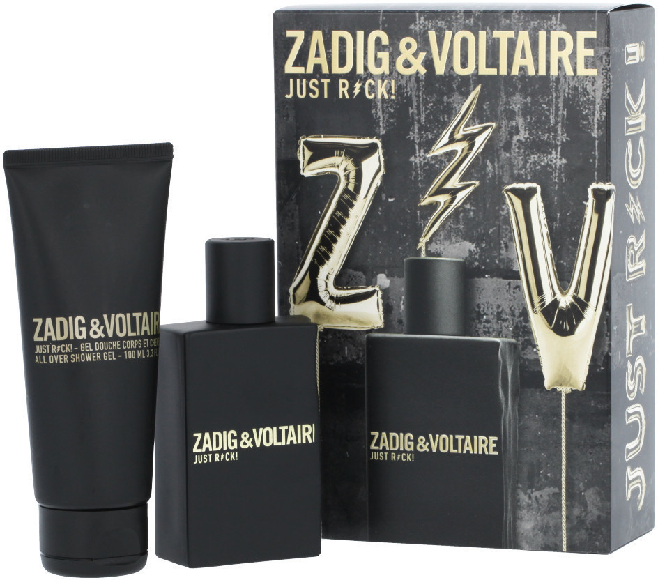 Zadig & Voltaire This is Him Set (EdT 50ml + DS 75ml)