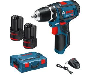 Bosch Gsr 12v 15 Professional 2 X 2 0 Ah L Boxx Ab 147 50