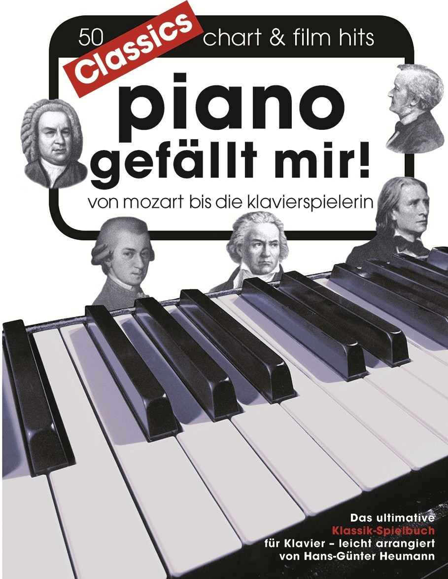 Bosworth Piano gefällt mir! Classics - Von Moza...