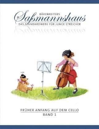 Bärenreiter Früher Anfang auf dem Cello Bd 1