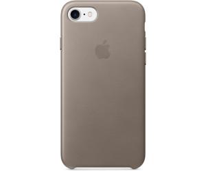 apple leder case iphone 7 taupe ab 25 99. Black Bedroom Furniture Sets. Home Design Ideas