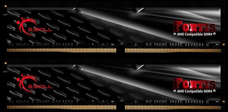 Image of G.SKill 16GB Kit DDR4-2400 CL16 (F4-2400C16D-16GFT)