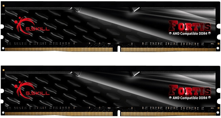 Image of G.SKill 16GB Kit DDR4-2400 CL15 (F4-2400C15D-16GFT)