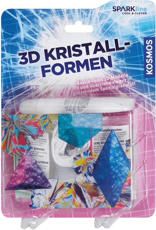 Kosmos 3D Kristallformen
