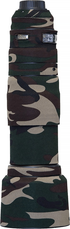 Image of LensCoat for Nikon 200-500 Forest Green Camo