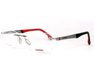 Carrera Eyewear Herren Brille » CARRERA 8823/V«, grau, 003 - grau