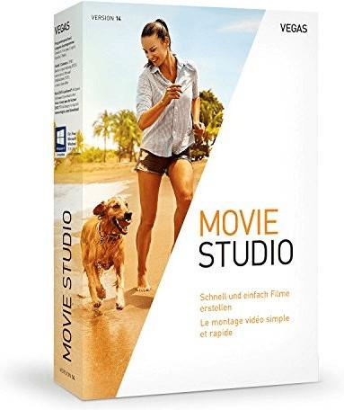 Magix VEGAS Movie Studio 14 Standard