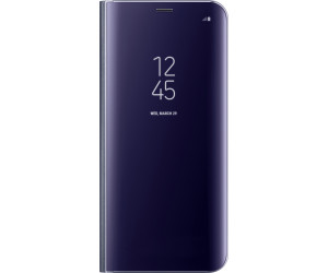 samsung clear view standing cover galaxy s8 violet. Black Bedroom Furniture Sets. Home Design Ideas