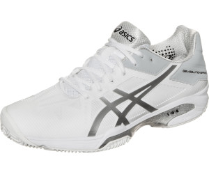 Asics Gel-Solution Speed 3 Clay white/silver ab 57,49 ...