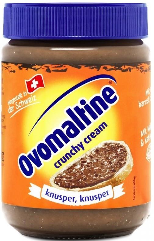 Ovomaltine Crunchy Cream (380g)