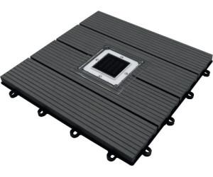 konsta klickfliese led wpc 30 x 30 cm ab 9 60. Black Bedroom Furniture Sets. Home Design Ideas