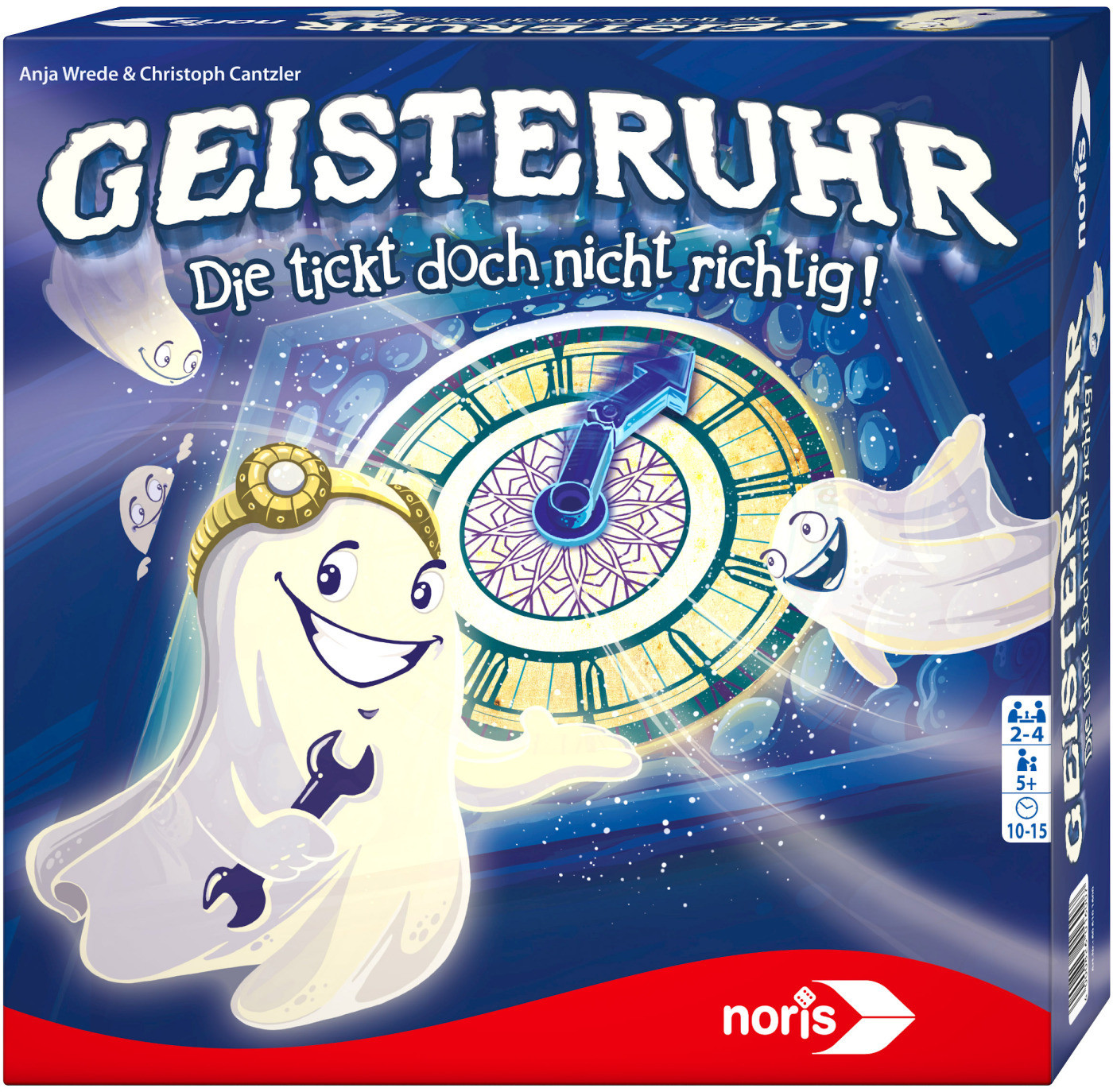 Noris Geisteruhr (11600)