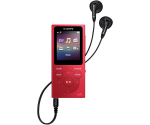 Sony NW-E394 8GB (red)