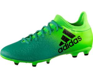 adidas X 16.3 FG Fußballschuhe Herren solar grün kaufen im