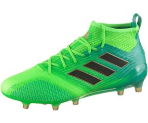adidas ACE 17.1 Primeknit FG Grün Schwarz   Fußballschuh