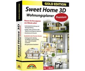 Markttechnik Sweet Home 3d Wohnungsplaner Premium Ab 1499
