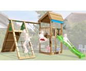 Klettergerüst Jungle Gym : Speilturm cubby jungle gym für den privatgarten bowi