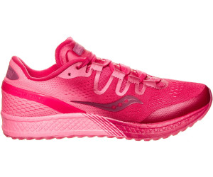 Saucony Freedom ISO Damen Laufschuhe berry-pink Größe 38 Dxpcvv2n