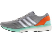 new product 958ee bd1bb Adidas adiZero Boston 6 W mid greyfootwear whiteeasy orange