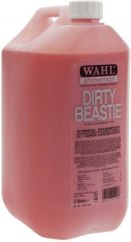 Wahl Showman Dirty Beastie Shampoo 5 l