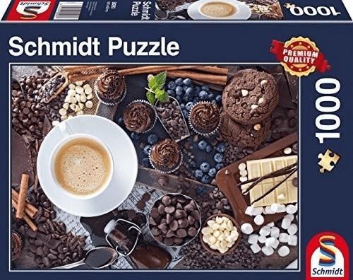 58293 puzzle 1000 pieza(s)