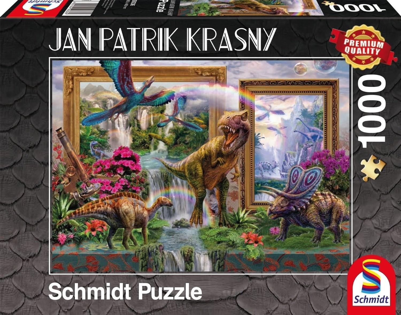 Schmidt-Spiele Jan Patrik Krasny Dinosaurier - Zum Leben erwacht