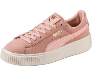 puma suede platform rosa prezzo