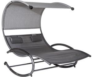siena garden melody schaukel anthrazit silber 255159 ab 389 00 preisvergleich bei. Black Bedroom Furniture Sets. Home Design Ideas