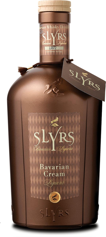 Slyrs Bavarian Cream Liqueur 0,7l 17%