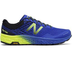 New Balance FRESH FOAM HIERRO V2 - Chaussures de running noir WWl4f