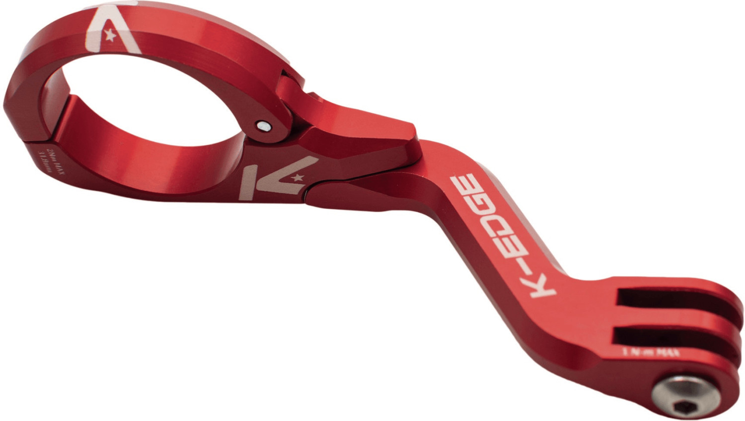 Image of K-Edge Go Big On-Center Mount 31,8mm Red