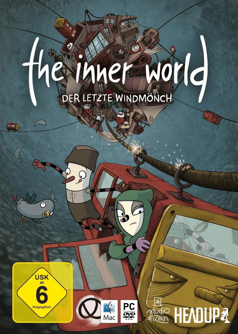 The Inner World: Der letzte Windmönch (PC/Mac)