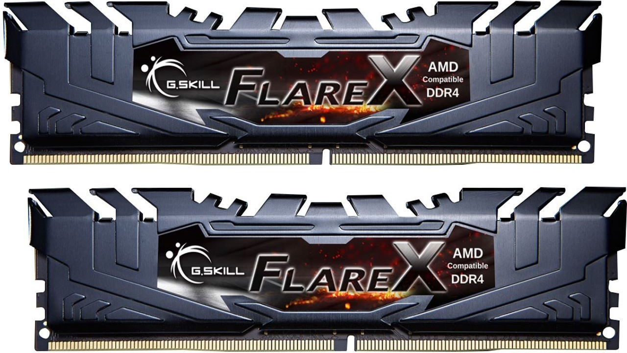 G.SKill Flare X 16GB Kit DDR4-2400 CL15 (F4-240...