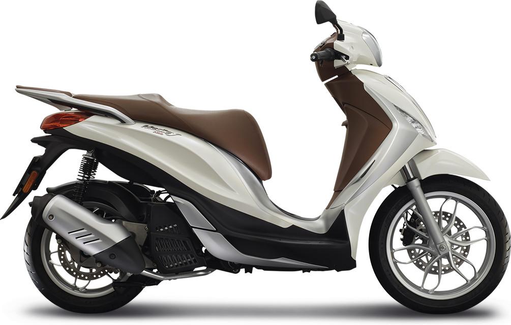Piaggio Medley i-get 125 ABS weiß