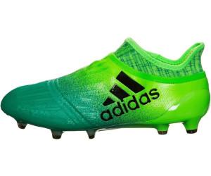 Adidas X 16 Purechaos Adidas X 16 Purechaos FG AG Fußballschuhe Gold Schwarz Solar Rot