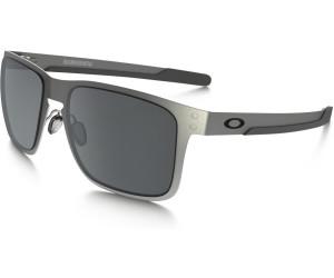 651fc5dc0de2a Oakley Holbrook Metal OO4123-0355 (satin chrome black iridium) desde ...
