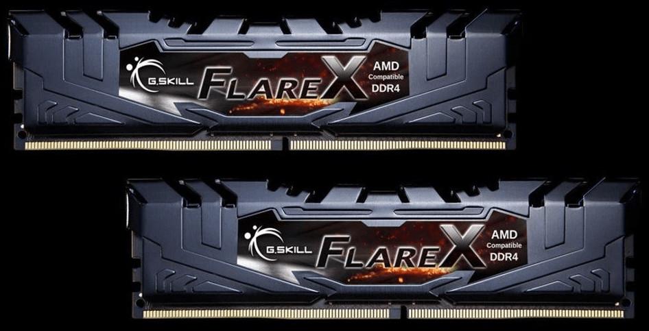 G.SKill Flare X 16GB Kit DDR4-2400 CL16 (F4-240...