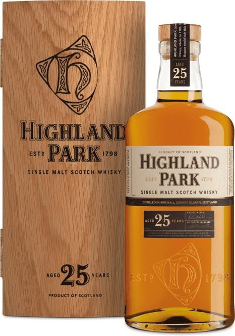 Highland Park 25 Jahre 0,7l 45,7%
