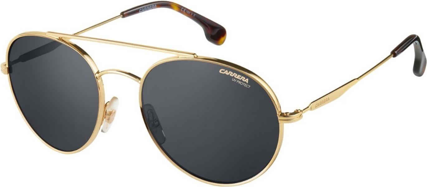 Carrera Eyewear Sonnenbrille » CARRERA 131/S«, goldfarben, 06J/70 - gold