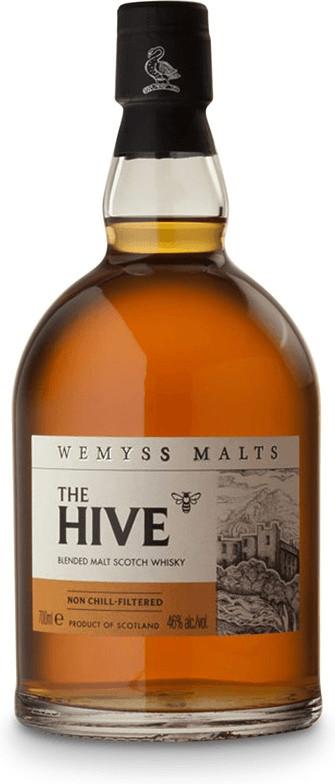 Wemyss Malts The Hive 0,7l 46%