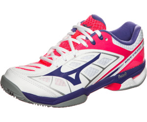 d16347781ad5 Buy Mizuno Wave Exceed CC Women white/liberty/diva pink from £50.71 ...