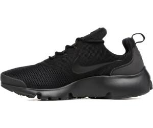 Nike Sneaker Presto Fly schwarzweiß