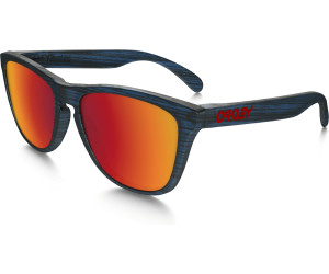 e42b029a9 Oakley Frogskins Driftwood Collection OO9013-B555 (matte blue  woodgrain/torch iridium)