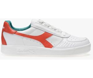 Diadora B.elite L. Iii Sneakers Pelle White Optical Bianco, White, 45,5