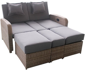 Greemotion Orlando XXL Lounge Sofa (126856)