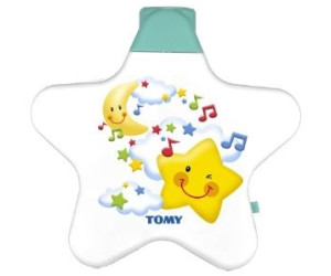 Tomy T2008 Yellow Starlight Dreamshow