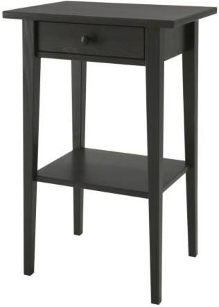 Ikea Hemnes 70 cm schwarzbraun